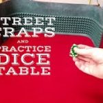Street Craps / Practice Dice Table