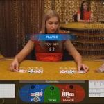 The Baccarat Kid teaches you how to hit a tie and take profit