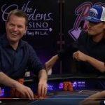 Playing Draws vs Boston Rob on Poker Night in America