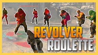 Revolver Roulette in Modern Warfare!