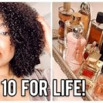 KEEP ONLY 10 FRAGRANCES FOR LIFE FROM MY PERFUME COLLECTION 2020 | Karina Waldron