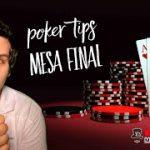 Poker Tips Mesa Final