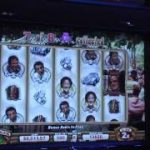 A look at some new WMS slots displayed at the Global Gaming Expo – Slot Machine Sneak Peek Ep. 1