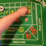 "Craps strategy.  Skill and Lucks ""Golden Cross """