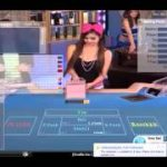 LIVE BACCARAT.  WITH DEALER ONLINE CASINO…….by ASIAN BARBIE DOLL