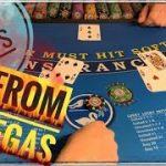 Blackjack new cards from Vegas