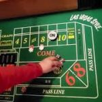 Craps strategy 100$ low roller with hedged don't