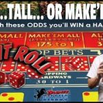 Craps ATS – ALL TALL SMALL Side Bet –  Fun but hard side bet to try to win at craps!