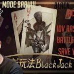 BLACKJACK!!! FIGHT FOR YOURSELF! BLACKJACK MODE GAMEPLAY IDENTITY V INDONESIA