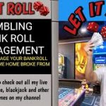 How to play craps –  Bankroll Roll Management (Gambling)
