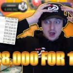 SCOOP-05-H: $1050 NLHE & HRC: $530 BOUNTY FINAL TABLES! (Poker Stream Highlights)