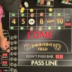 Craps Strategy–Table for Two Heads Up Challenge!