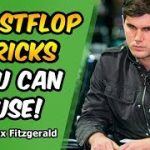 """5 Postflop Tricks to EXPLOIT Your Opponents! – Featuring Alex """"Assassinato"""" Fitzgerald"""