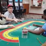 Casino in Afrika 2019 , baccarat player