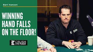 Getting Unlucky in Poker!
