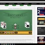 Modified Martingale on Baccarat