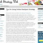 Learn more about using Blackjack strategy