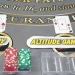 Blackjack Challenge- Altitude Gambler vs Andy – $500 bankroll 20 minutes – See who wins!