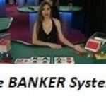 """Baccarat Winning Strategies """" The Banker System """" 12/27/19"""