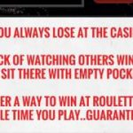 WHY I PLAY ROULETTE! VIP ROULETTE SYSTEM – WORLDS BEST ROULETTE STRATEGY! WIN ON EVERY SPIN