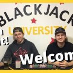 HIGH LIMIT BLACKJACK SESSION! Welcome to BLACKJACK UNIVERSITY!