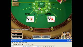 Baccarat Secret Pattern ~ Longest Baccarat Streak