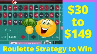 Best Roulette Strategy to Win 2020 | Win Roulette Every Time on Corner Bets | Roulette Winning 2020