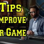 10 Tips to Improve at Poker NOW (Podcast #3)