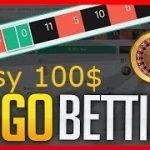 Easy 100$ win CS:GO roulette