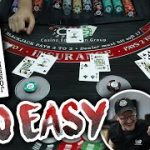 What happens if you can STEAL another player's card – DEGEN BLACKJACK #2