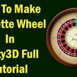 How to make Perfect Roulette Wheel or Reward wheel in unity3D
