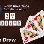 Poker Strategy: Combo Draw facing Back-Raise All-In