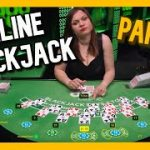 Fun Online Blackjack Session With Side Bets – Part 2