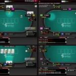 50NL Ignition Long Session 6 max Texas Holdem Poker Part 4