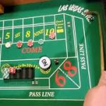 """Craps strategy.Tool Box #8 """"THE GO FOR IT"""""""