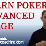 Learn Poker: Advanced Stage