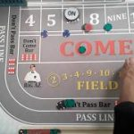 """Craps Strategy : The 10 -5 -2 """"Vegas"""" Approach"""