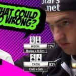 Poker Strategy with Matt Berkey | Darvin Moon vs Joe Cada