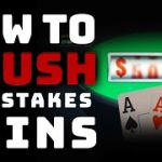 LEARN HOW TO CRUSH LOW STAKES SPIN & GO's! | New Spin & Go Course