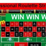 Pro Roulette Strategy: How to Win At Roulette