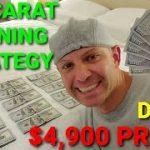 Christopher Mitchell Baccarat Winning Strategy Day 4- $4,900 Cash Profit.