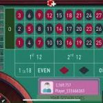 HOW TO WIN AT ROULETTE EVERYTIME YOU PLAY 99% WIN RATE ROULETTE.👍👍👍👍