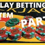 Parlay Betting Blackjack Session – $100 Buy In
