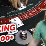 🔥 $1,000 AT RISK 🔥 12 Minute Blackjack Stimulus Challenge – WIN BIG or BUST #1