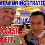 Christopher Mitchell Baccarat Winning Strategy Day 7- $2,000 Cash Profit At Las Vegas Casino's.