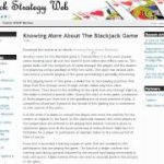 More eBooks available on Blackjack Strategy Web