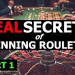 Roulette System Secrets – PART 1 – RoulettePhysics.com Roulette Strategy Tips