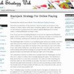 Last new eBooks released on Blackjack Strategy Web