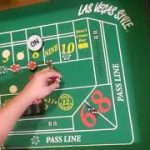 Craps strategy. Easy as 3-2-1. Aggressive light side strategy