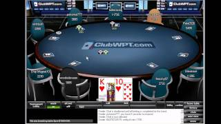 ClubWPT: Poker Learning Part 7